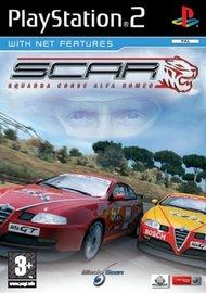 S.C.A.R: Squadra Corse Alfa Romeo for PlayStation 2 image