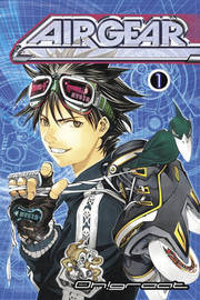 Air Gear volume 1 by Oh Great image