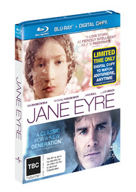 Jane Eyre - Double Play on Blu-ray, DC
