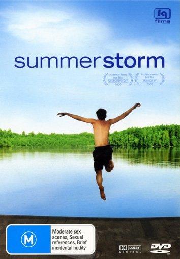 Summer Storm DVD
