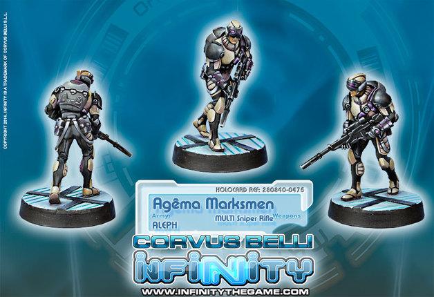 Agema Marksmen (Sniper)