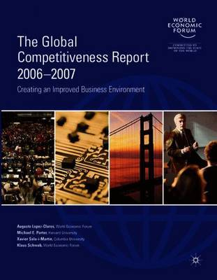 The Global Competitiveness Report 2006-2007 image