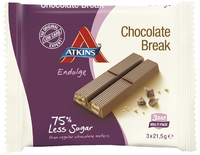Atkins Endulge - Chocolate Break (3 x 21g)