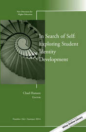 In Search of Self: Exploring Student Identity Development