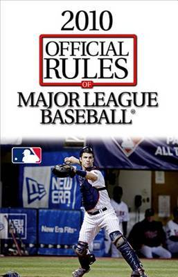 Official Rules of Major League Baseball by Major League Baseball