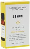Organik Botanik Essential Oil - Lemon (10ml)