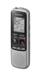 Sony: ICDBX140 Digital Voice Recorder (4GB) image
