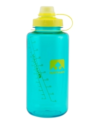 Nathan BigShot 1L Bottle (Teal/Celeste Yellow)