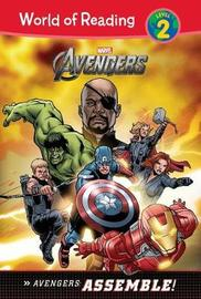 The Avengers: Assemble! by Tomas Palacios