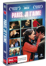 Paris, Je T'aime on DVD
