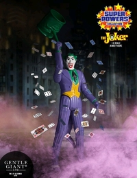 "DC Comics: Jumbo Kenner Joker - 12"" Action Figure"