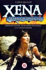 Xena: Remember Nothing on DVD