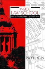 Inside Law School by Noel Lyon image