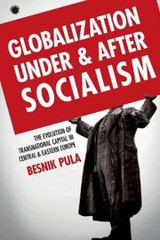 Globalization Under and After Socialism by Besnik Pula image
