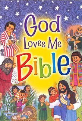 God Loves Me Bible by Susan Elizabeth Beck image