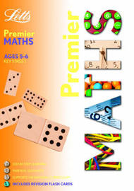 KS1 Premier - Maths (5-6) by Paul Broadbent image