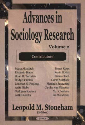 Advances in Sociology Research image