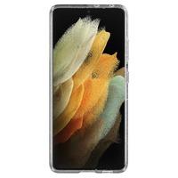 Spigen Liquid Crystal Glitter Case for Galaxy S21 Ultra 5G - Crystal Quartz
