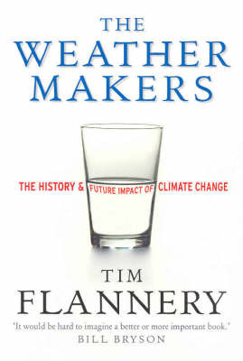 The Weather Makers by Tim Flannery image