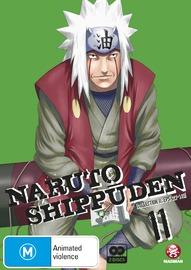Naruto Shippuden Collection 11 on DVD