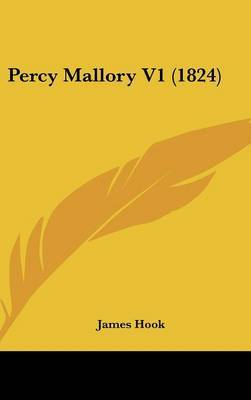 Percy Mallory V1 (1824) by James Hook image
