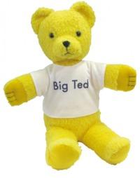 Play School - Big Ted Plush