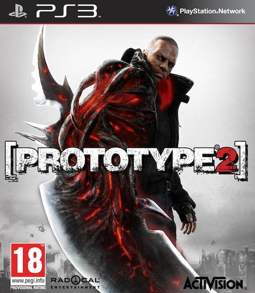 Prototype 2 for PS3