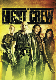 The Night Crew on Blu-ray
