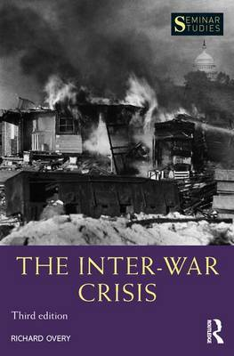 The Inter-War Crisis by Richard Overy image