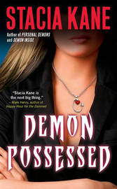 Demon Possessed by Stacia Kane image