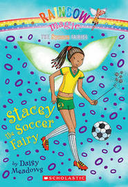 Stacey the Soccer Fairy by Daisy Meadows image