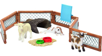 Schleich: Scenery Pack: Petting Zoo