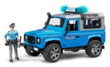 Bruder: Land Rover Defender Police Vehicle
