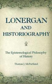Lonergan and Historiography image