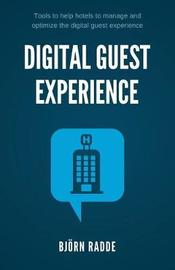 Digital Guest Experience by Bjorn Radde image