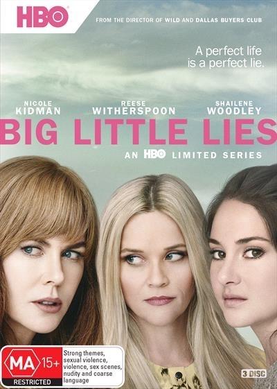 Big Little Lies - Season 1 on DVD image