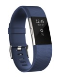 Fitbit: Charge 2 Heart Rate + Fitness Wristband - Small (Blue)