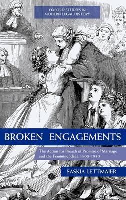 Broken Engagements by Saskia Lettmaier image