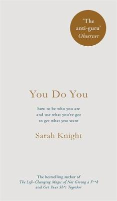 You Do You by Sarah Knight image