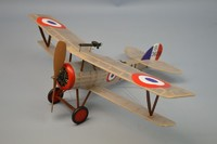 Dumas: Nieuport 27 - Model Kit