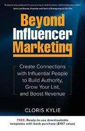 Beyond Influencer Marketing by Cloris Kylie