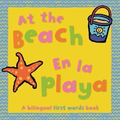 At The Beach/En la Playa by Mandy Stanley