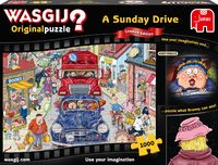 Wasgij: 1000 Piece Jigsaw - 20th Anniversary (A Sunday Drive)