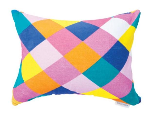 Sunnylife: Beach Pillow - Block Party