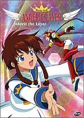 Battle Doll Angelic Layer - Volume 6: Inherit The Layer on DVD