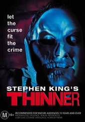 Thinner: Stephen King's on DVD