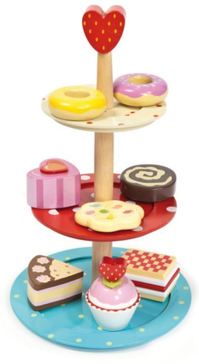 Le Toy Van: Honeybake - 3 Tier Cake Stand image