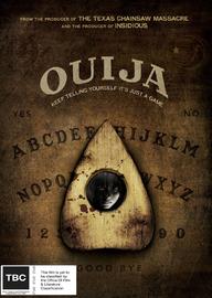 Ouija on DVD