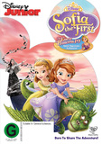 Sofia The First: Curse Of The Princess Ivy on DVD