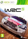 WRC: FIA World Rally Championship 5 for Xbox 360